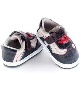Jack & Lily Nathan Trainer Baby Shoes