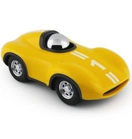 Playforever Playforever Mini Speedy Le Mans - Yellow w/Chrome Wheels