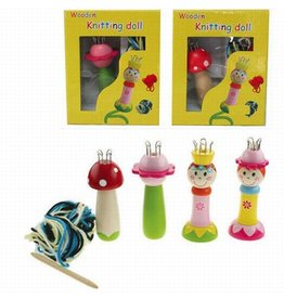 Fairy Knitting Toy