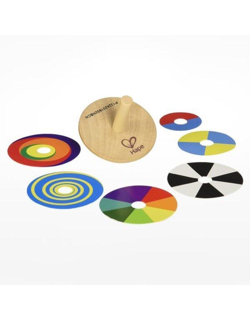 Hape Toys Colour Swirl-a-Top
