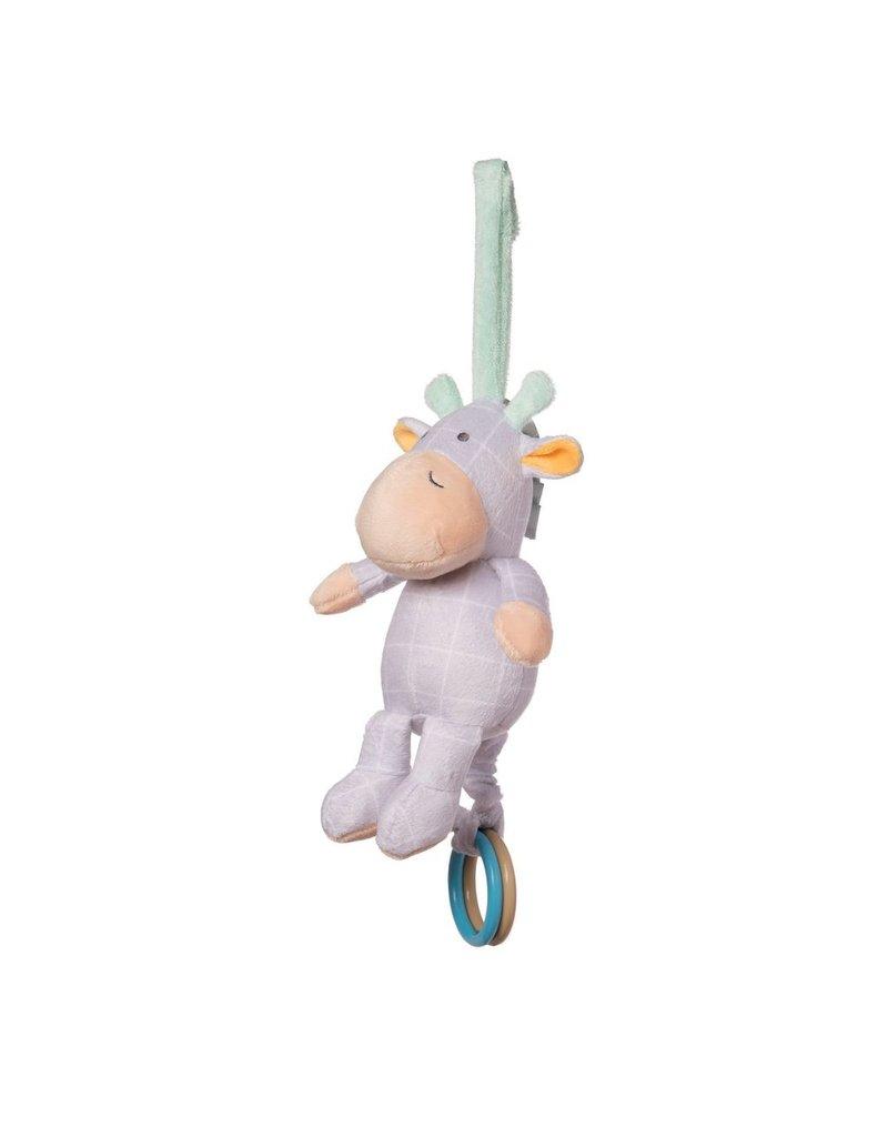 Manhattan Toys Playtime Plush Giraffe Pull Musical