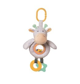 Manhattan Toys Playtime Plush Giraffe Rattle Toy