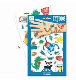 Djeco Djeco Snouts Tattoos