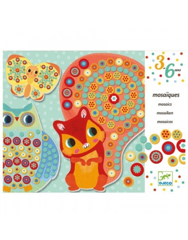 Djeco Djeco Mosaics - Milfiori