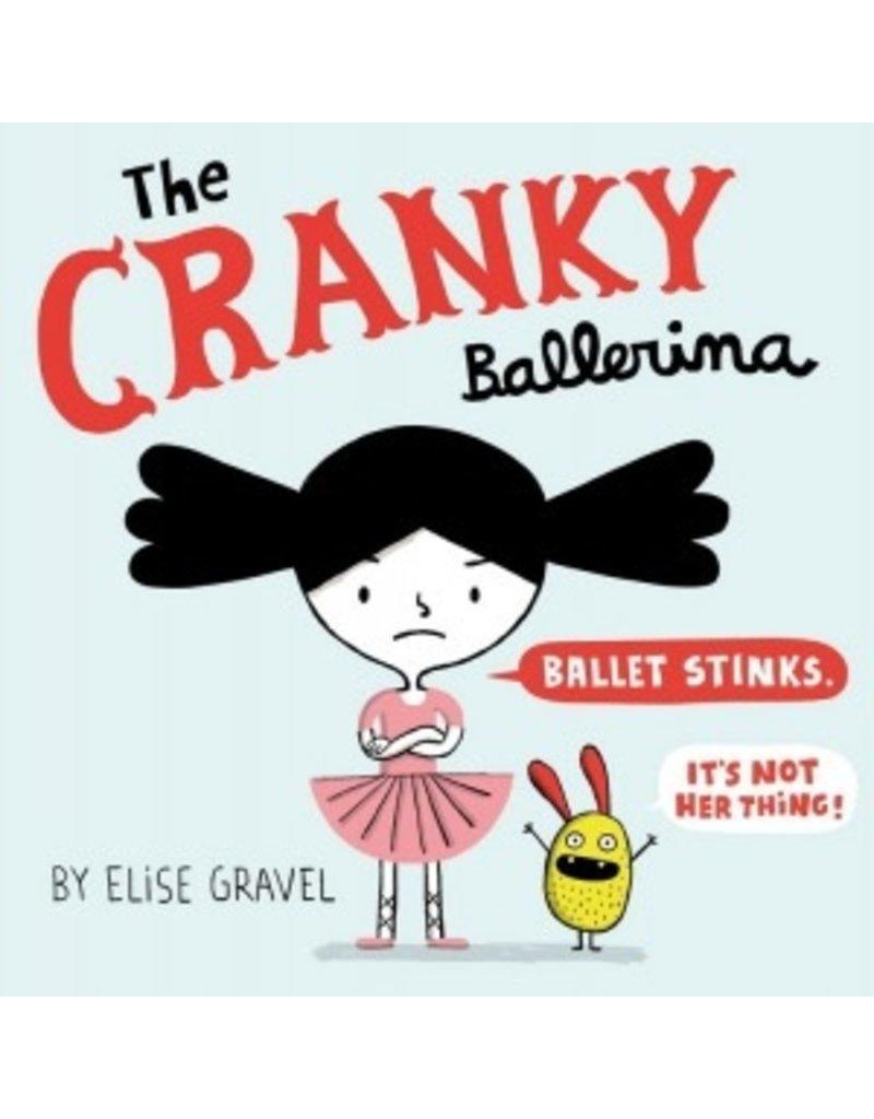 Harper Collins The Cranky Ballerina