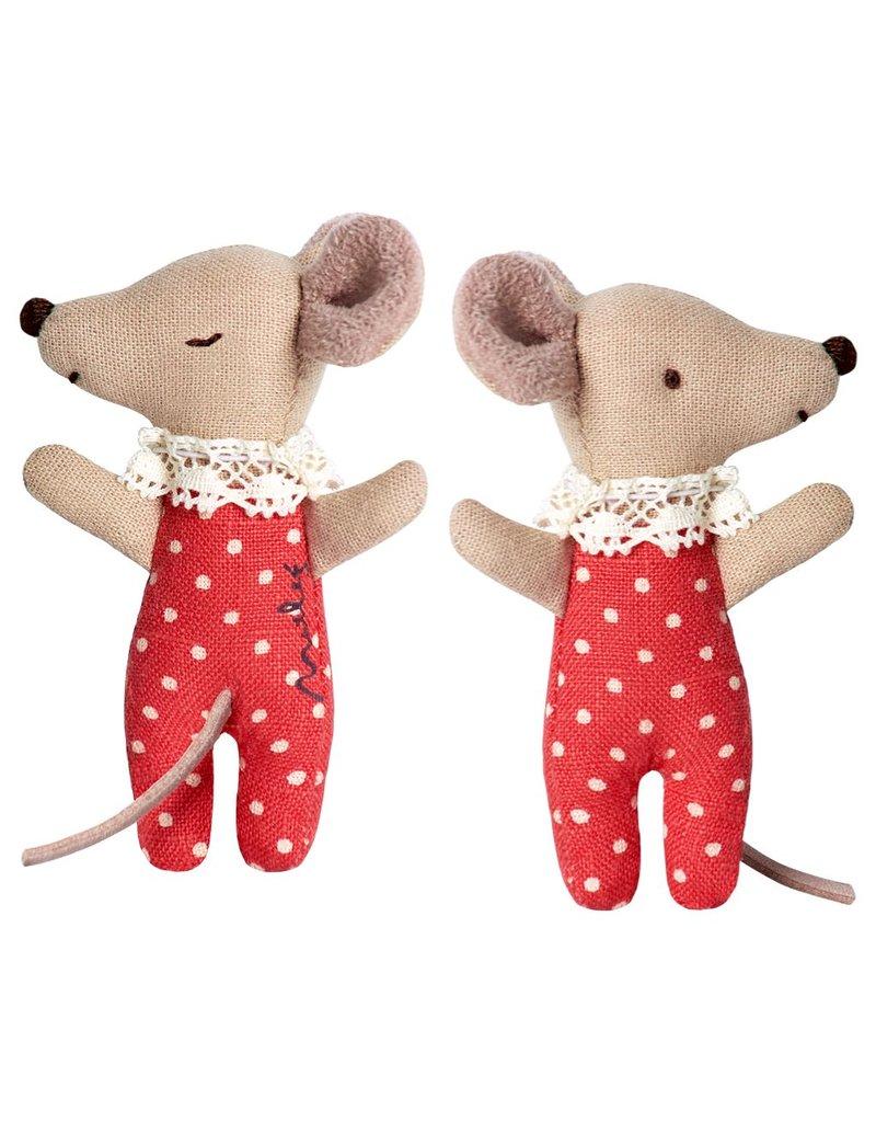 Maileg Maileg Mouse Baby Sleepy-Wakey w/Box