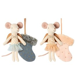 Maileg Maileg Mouse Angel w/ Stocking