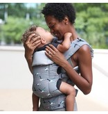 Beco Baby Carrier Beco Baby Carrier Gemini - Flamingo