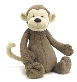 Jellycat Bashful Monkey Really Big