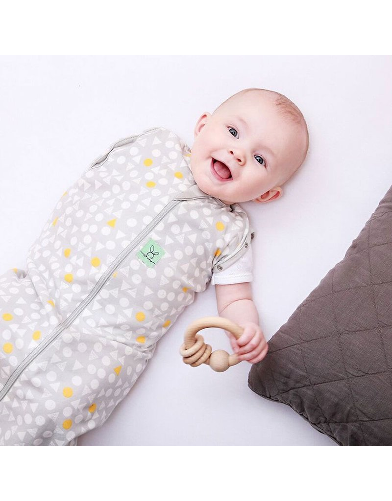 Ergopouch ErgoCocoon Organic 1.0 Tog Swaddle Triangle