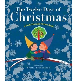 Random House Twelve Days of Christmas : A Peek-Through Picture Book
