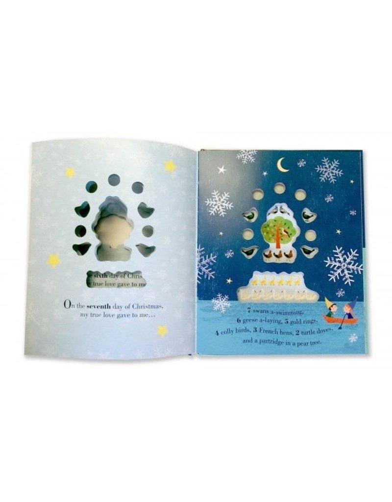 Random House Twelve Days of Christmas : A Peek-Through Picture Book