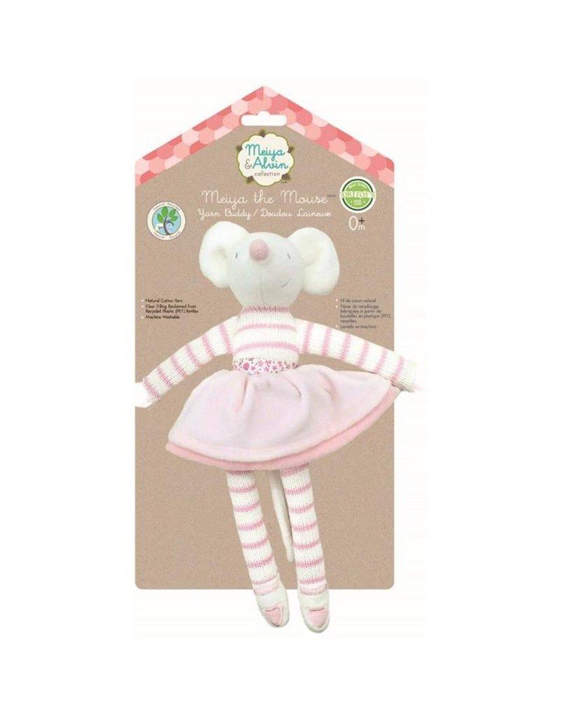 Meiya the Mouse Knit Toy