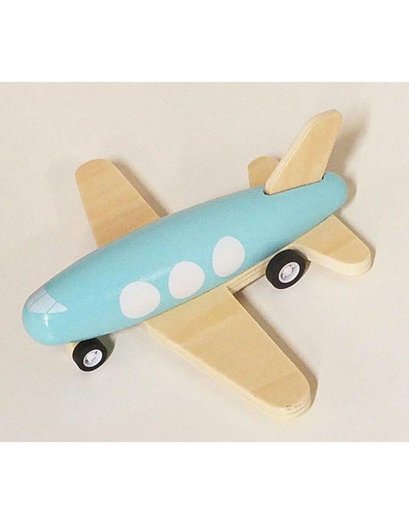 Manhattan Toys Pull-Back Speedy Jet