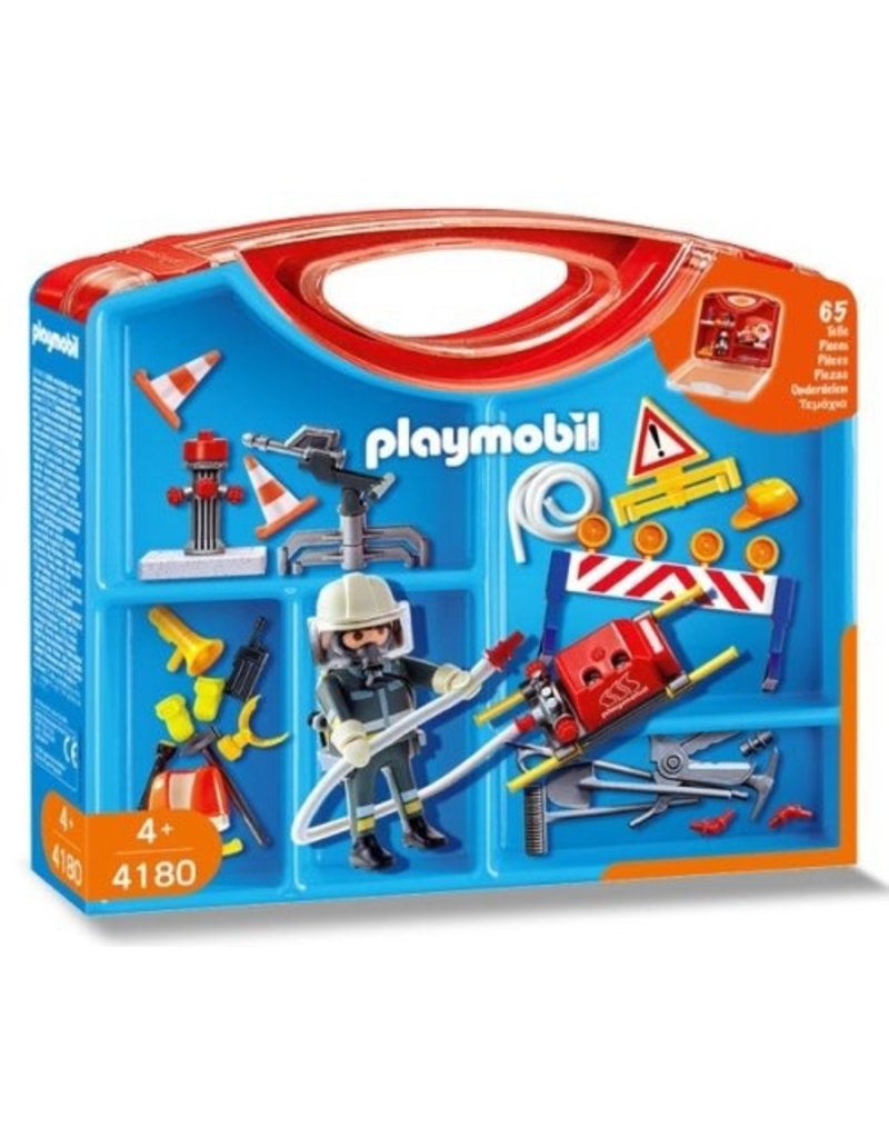 Playmobil Playmobil Fire Rescue Carry Case
