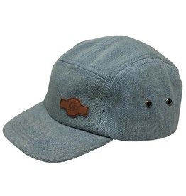 L&P Denim 5-Panel Hat
