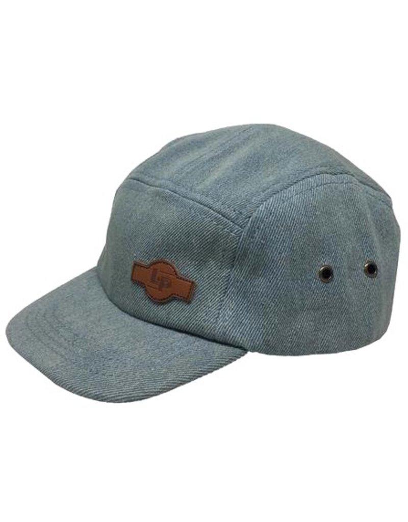 L&P Denim 5-Panel Hat