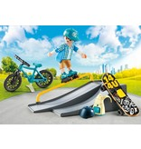 Playmobil Playmobil Extreme Sports Carry Case
