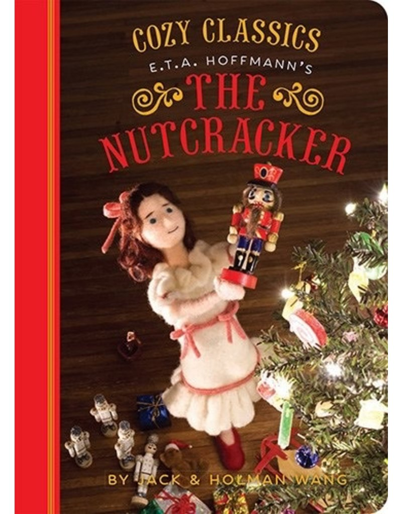 Chronicle Books Cozy Classics: The Nutcracker