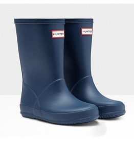 Hunter Boots Kid's First Hunter Boots Dark Lake Blue