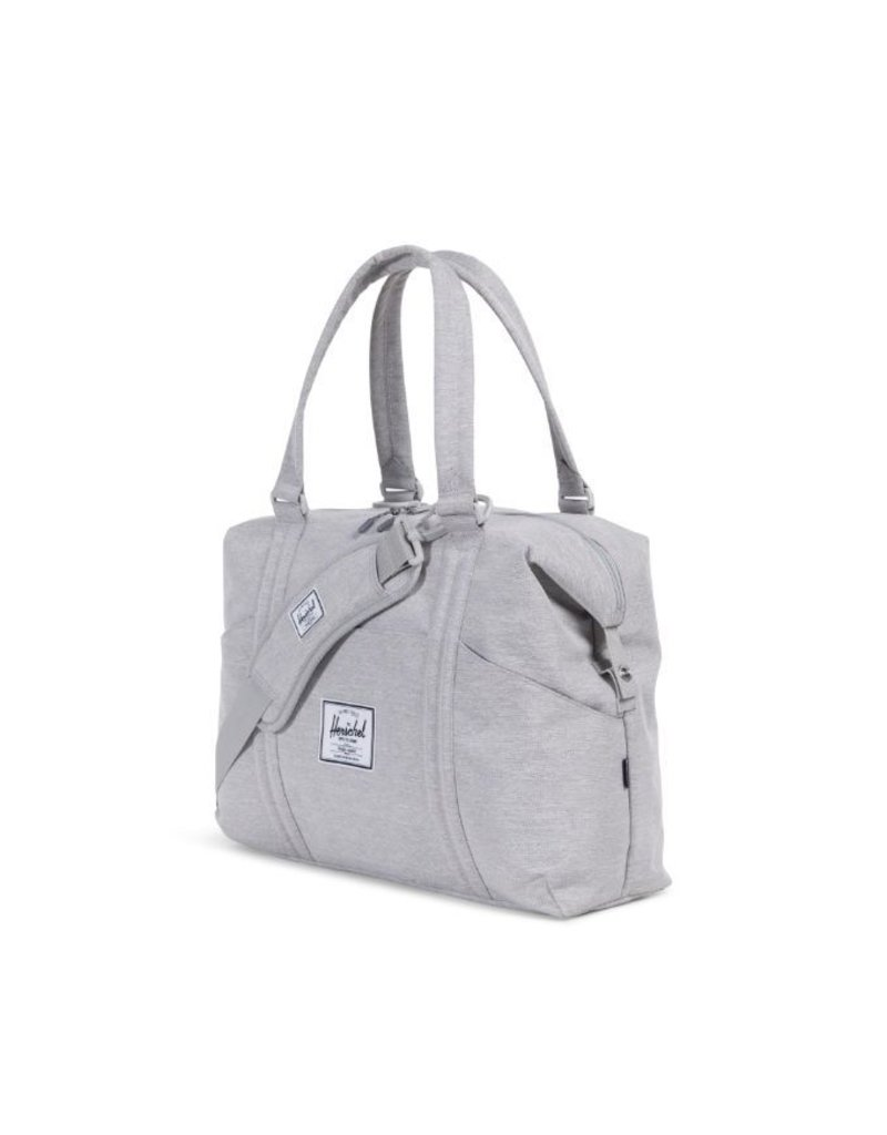 Herschel Sprout Diaper Bag Light Grey