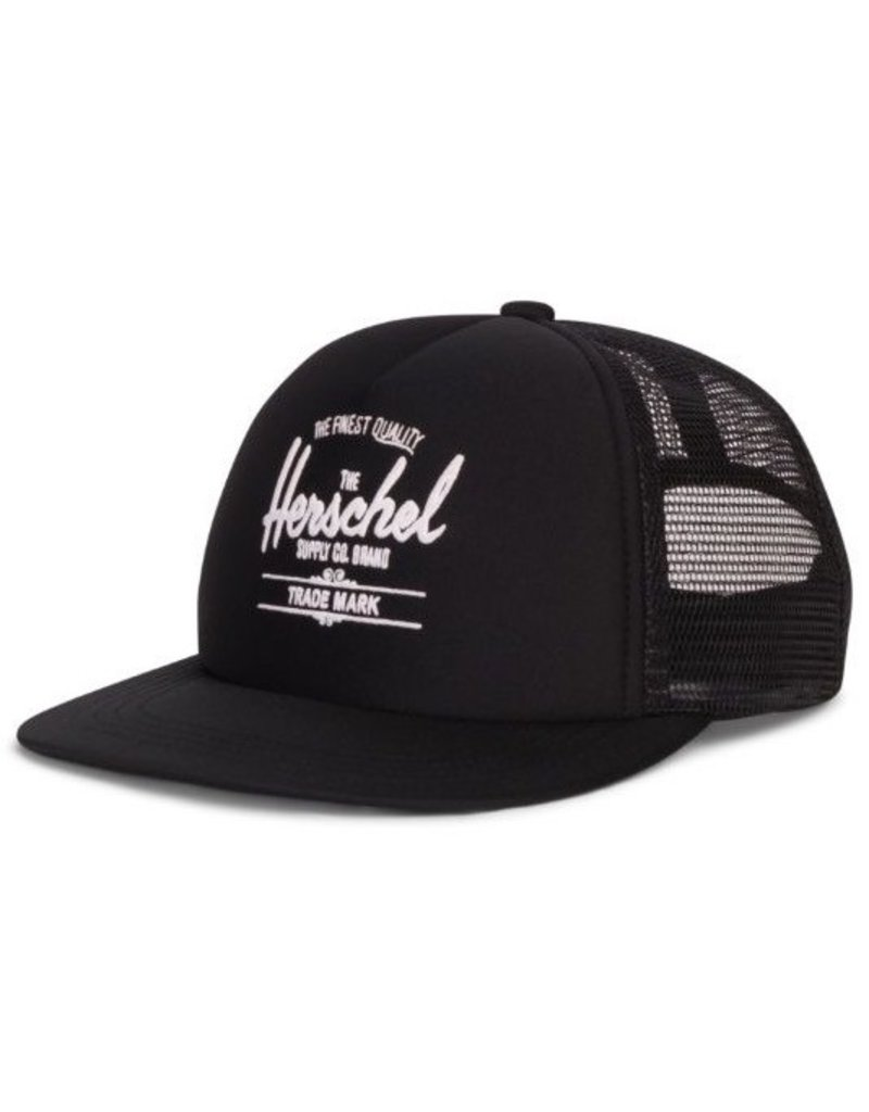 Herschel Youth Sprout Whaler Cap Black