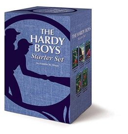 Random House The Hardy Boys Starter Set