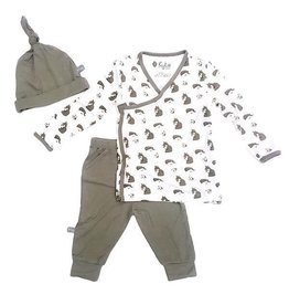 Kyte Baby Woodland 3-Piece Take Me Home Set