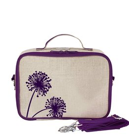 So Young So Young Purple Dandelion Lunchbox