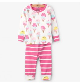 Hatley Ice Cream Treats Mini PJs