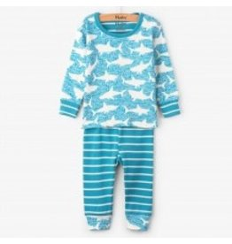 Hatley Shark Alley Mini PJs