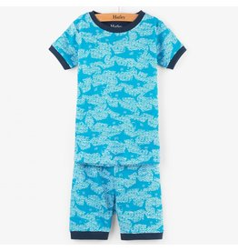 Hatley Shark Alley SS PJs