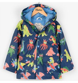 Hatley Mega Monsters Raincoat