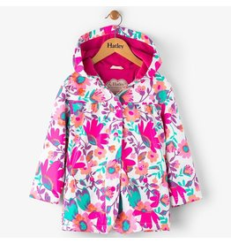 Hatley Tortuga Bay Floral Raincoat
