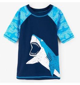 Hatley Shark Alley SS Rashguard