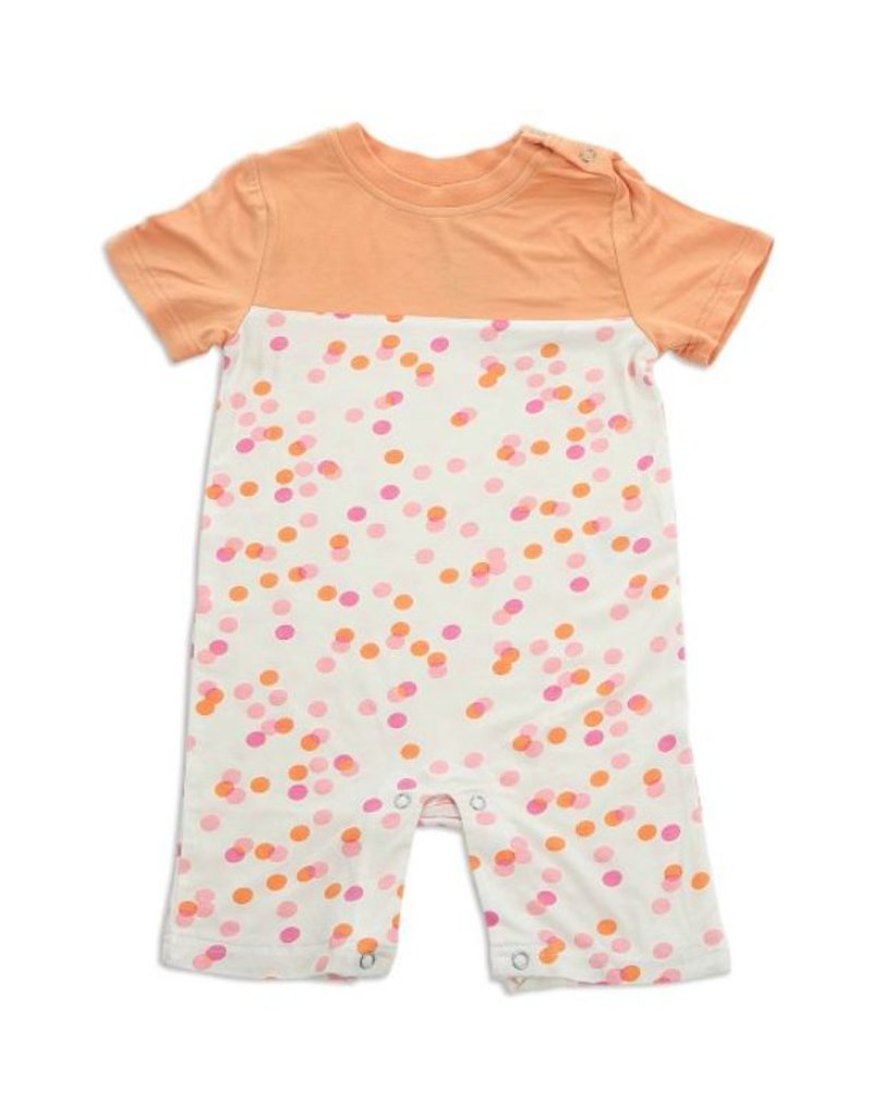 de2be12ca Silkberry Bamboo Short Sleeve Romper - Vancouver s Best Baby   Kids ...
