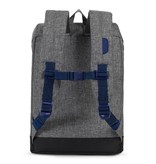 Herschel Youth Retreat Crosshatch/Blue