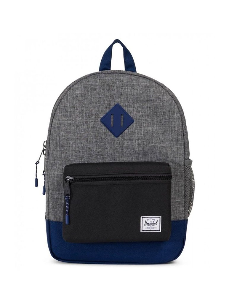 Herschel Youth Heritage Crosshatch/Blue