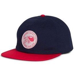 Herschel Outfield Cap Navy/Red
