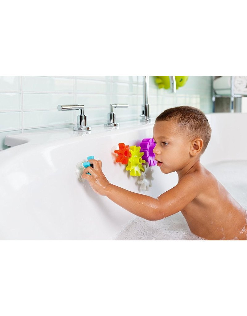 Boon Boon Cogs Water Gears Bath Toy