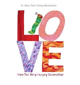 Random House Eric Carle: Love from the Hungry Caterpillar Board Book