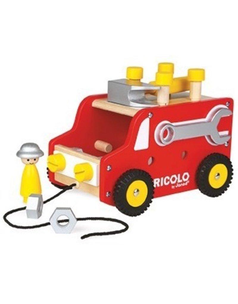 Bricolo Redmaster Truck