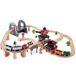 Hape Toys Lift & Load Mining Play Set