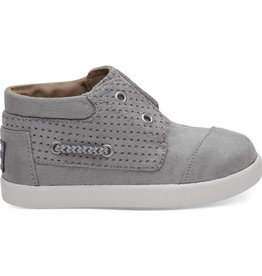 Perforated Tiny Toms Bimini High Sneakers