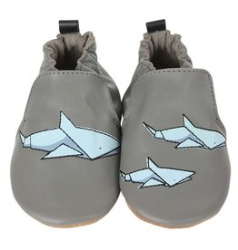 Robeez Shoes Robeez Shark-tastic Baby Shoes