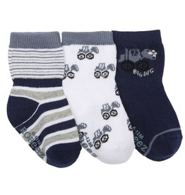 Boy's Sock 3pk - Big Digger