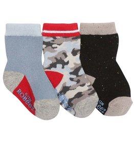 Boy's Sock 3pk - Camo