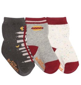 Boy's Sock 3pk - City Life