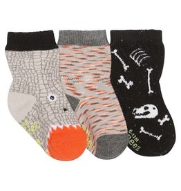 Boy's Sock 3pk - Dino Dan