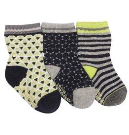 Boy's Sock 3pk - Geo